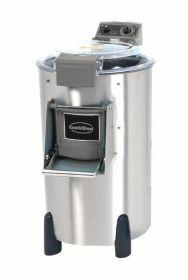 Aardappelschilmachine Aardappelschrapmachine 25Kg 230V Combisteel 7054.0010