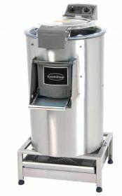 Aardappelschilmachine Aardappelschrapmachine Met Filter 25Kg 230V Combisteel 7054.0030