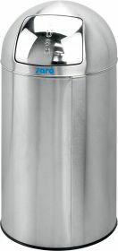 Afvalbak met Push-deksel Model AD 253 Saro 399-1024