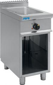 Bain Marie met open basis model E7 / KME1BA Saro 423-1150