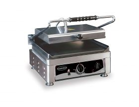 Bakplaat / Grillplaat Contact Grill Combisteel 7491.0015