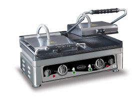 Bakplaat / Grillplaat Contact Grill Combisteel 7491.0025