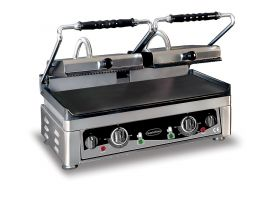 Bakplaat / Grillplaat Contact Grill Combisteel 7491.0030