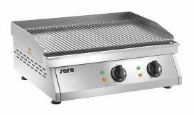 Bakplaat / Grillplaat Elektrische (Gegroefd) Model Fry Top Gh 610 R Saro 172-3130