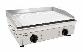 Bakplaat / Grillplaat Elektrische (Gegroefd) Model Fry Top Gm 610 R Saro 172-3210
