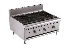Bakplaat / Grillplaat Gas Grill Combisteel 7455.0915