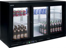 Barkoelkast Bar Koelkast Met Schuifdeuren Model SC 316 SD Saro 323-4146