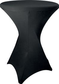 Barstool Hoes Statafel, zwart Saro 335-1029