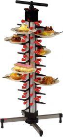 Bordenrek Plate Rack Plate-Mate® Model Tafeltop Tm-36 Saro 87-1006