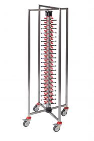 Bordenrek Plate Rack Plate-Mate® Modell Pm 84 Inklapbaar Saro 87-1001