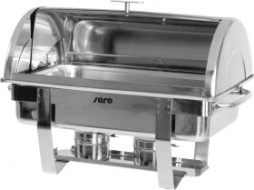 Chafing Dish Schotel Met Roll-Top Cover 1/1 Gn Model Dennis Saro 213-4070