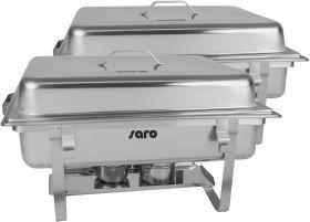 Chafing Dish Twin-Pack Model Elena Saro 213-1018