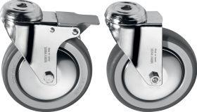 Combisteamer Set wielen voor alle subframes Saro 424-1105