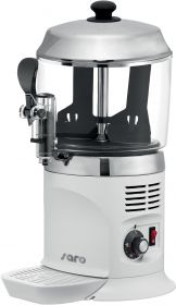 Dranken dispenser Kakaodispenser model NINA wit Saro 175-1146