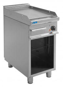 Elektrische grillplaat met open kast model E7 / KTE1BAL Saro 423-1235