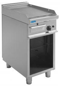 Gas grillplaat met open kast model E7 / KTG1BAR Saro 423-1190
