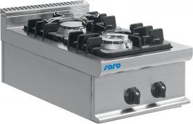 Gasfornuis tafel model E7 / KUPG2BB Saro 423-1000