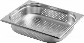 Gastronormbak / Deksel Budget Line Gn-Bak 1/2 Gn Geperforeerd Diepte 100 Mm Saro 282-9200