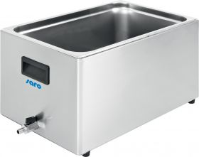 Geïsoleerde Sous-Vide boiler model SV K 28 Saro 27-2020