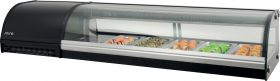 Gekoelde table-top display Sushivitrine Model SV 1800 Saro 323-3159