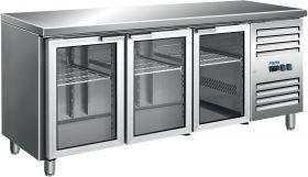 Gekoelde werkbank Koeltafel met ricirculerende koeling Model GN 3100 TNG Saro 323-3152