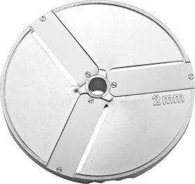 Groente-Snijmachine As002 Snijschijf 2 Mm (Aluminium) Voor Carus/Titus Saro 418-2030