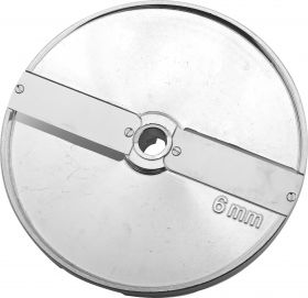 Groente-Snijmachine As002 Snijschijf 6 Mm (Aluminium) Voor Carus/Titus Saro 418-2040