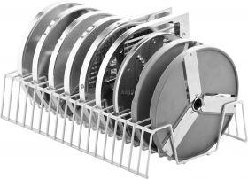 Groente-Snijmachine Sst Schijven Standaard Voor 8 Snijschijven Saro 418-2085
