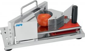 Groente-snijmachine Tomatensnijder, handmatig model SEVILLA Saro 175-1200