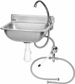 Handenwasbak / Handendroger Model Rokia Saro 353-1000