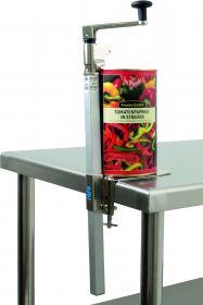 Industriele blikopener model HESSY Saro 125-1120