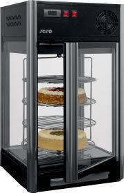 Koelvitrine Cake- en Taartvitrine Model ISABELL Saro 330-1034