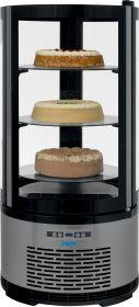 Koelvitrine Cake- en Taartvitrine Model ISABELL Saro 330-1125