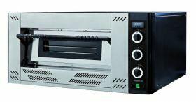 Pizza-Oven Gas Pizzaoven Enkel 1 X 6 Combisteel 7485.0015