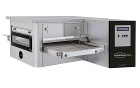Pizza-Oven Lopende Band Oven 400 Combisteel 7485.0150