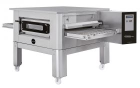 Pizza-Oven Lopende Band Oven 650 Combisteel 7485.0160