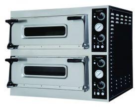 Pizza-Oven Pizzaoven Bakplaat Dubbel 2 X 4 Combisteel 7485.0040