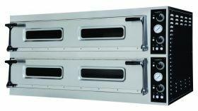 Pizza-Oven Pizzaoven Bakplaat Dubbel 2 X 9 Combisteel 7485.0055