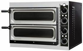 Pizza-Oven Pizzaoven Dubbel Raam 2 X 1 Combisteel 7485.0125