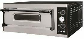 Pizza-Oven Pizzaoven Enkel 1 X 6 Combisteel 7485.0135