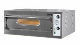 Pizza-Oven Pizzaoven Model 6 Big / L Saro 407-2005