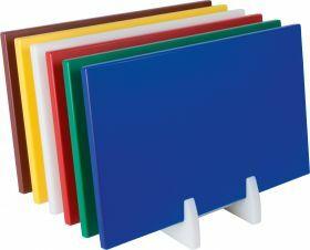 Polyethyleen Snijplank Met Anti Slip Voetjes Saro 387-1005