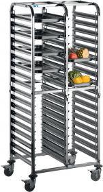 Regaalwagen voor 1/1 GN containers Model LIAM DUO Saro 350-1005