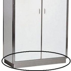 Rvs Kast Plint 1280 Combisteel 7003.0712