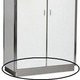Rvs Kast Plint 680 Combisteel 7003.0710