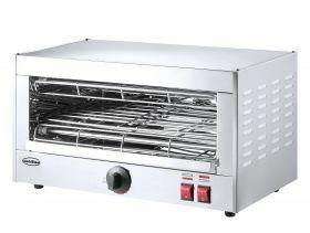 Salamander Toaster 1 Niveau Combisteel 7455.1645