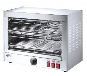 Salamander Toaster 2 Niveaus Combisteel 7455.1650
