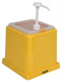 Saus dispenser Mayonaise / Ketchup / Mosterd Dispenser Model SD-2 Saro 420-3090