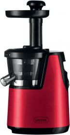 Slowjuicer model GREENIS® rood Saro 427-1015