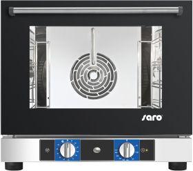 Hete lucht oven met vocht Model PF 6004 Saro 424-1420